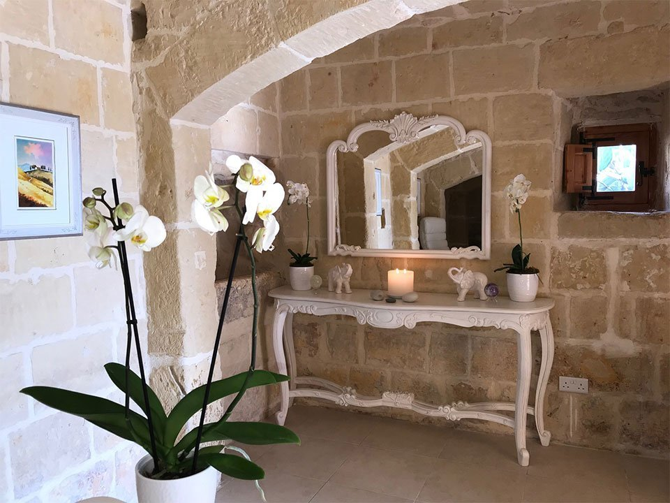 L'Gharix Temple Retreat - Karin Laing Therapy Studio