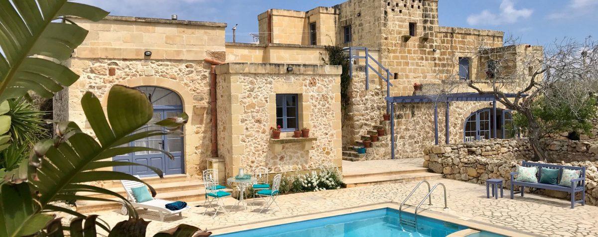 L'Gharix Temple Retreat Xaghra Gozo