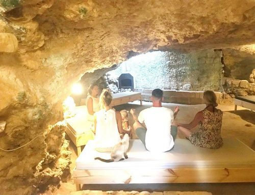 Group Guided Meditation at L'Gharix Temple Retreat