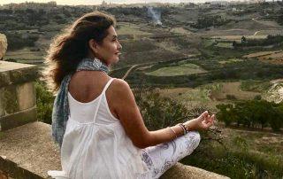 Karin Laing - Spiritual Healing practitioner, Healing Retreats, Malta & Gozo