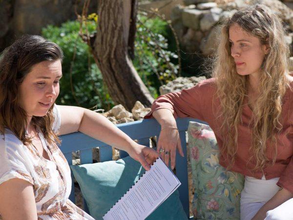 Ladies retreat at L'Gharix Temple Retreat