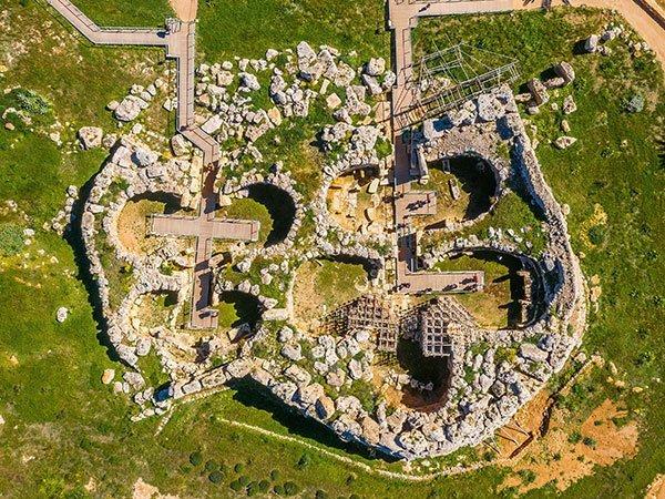 Ġgantija Megalithic Temples, Gozo