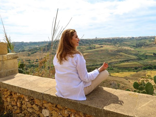 Private yoga and meditation retreats, Malta & Gozo