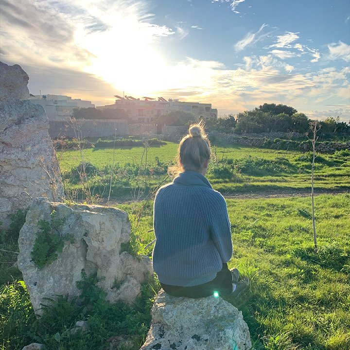 Soul searching in Gozo