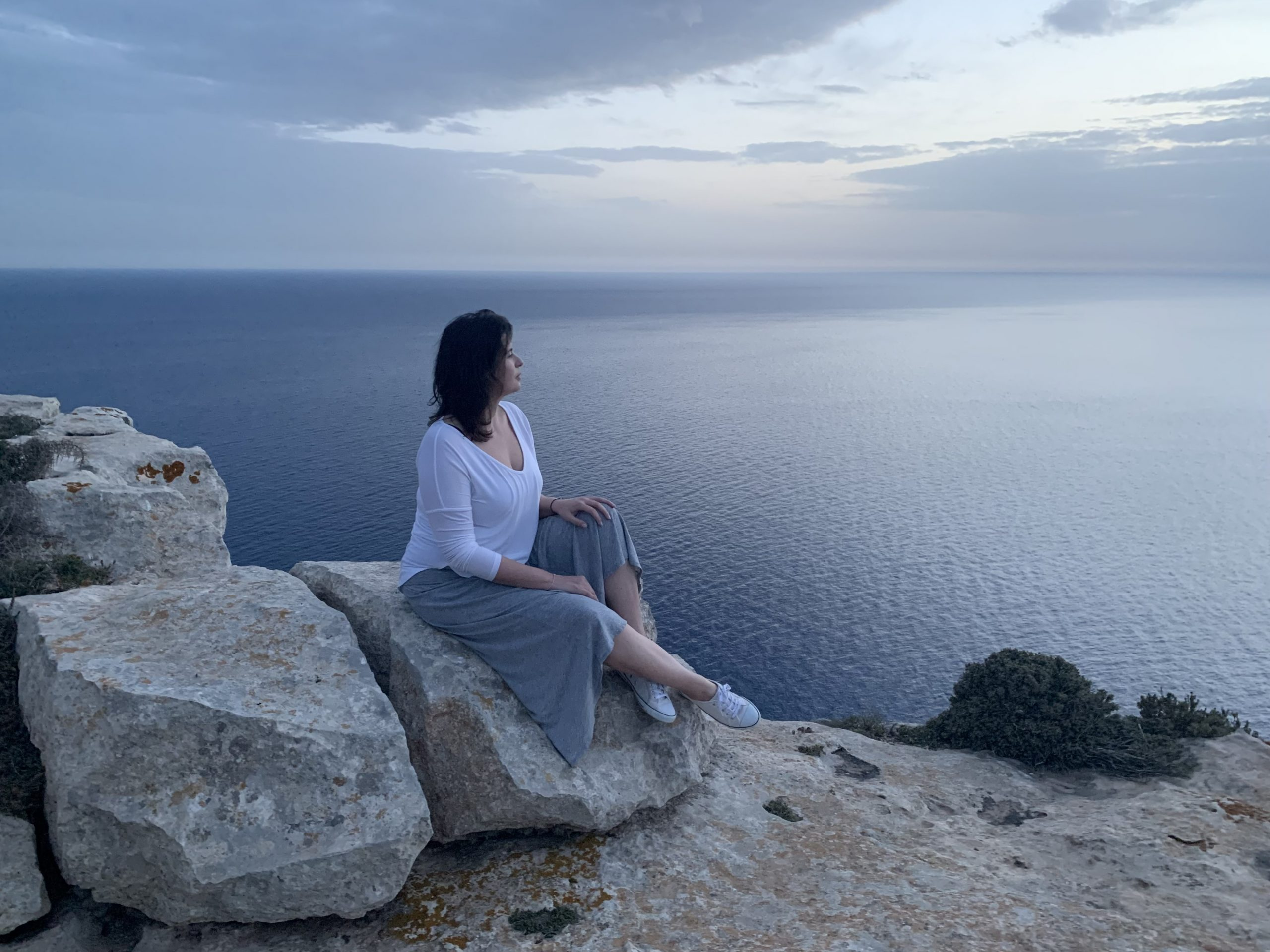 Spiritual healing and counselling with qualified therapist, one-on-one retreats, Gozo